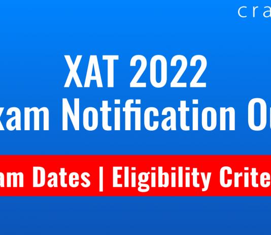 XAT Notification 2022