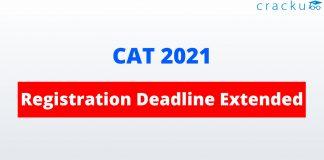 CAT registration extended