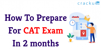 how to prepare for CAT in 2 months