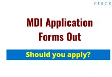 MDI Application Forms out