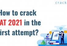 How to crack CAT 2021 in the first attempt