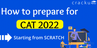 How to prepare for CAT 2022?