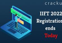 IIFT 2022 registrations