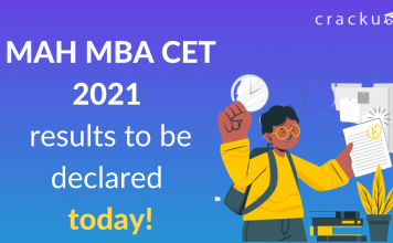 MAH MBA CET 2021 results