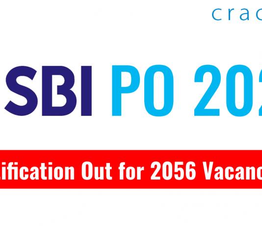 SBI PO 2021