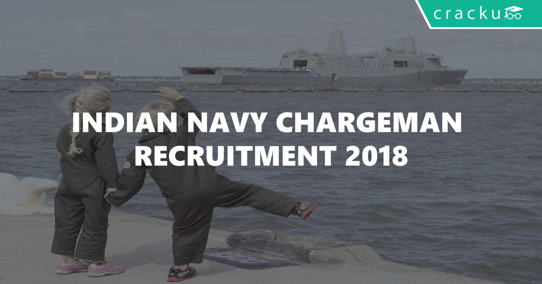 Indian Navy Chargeman Recruitment 2018 For 10 2 12th