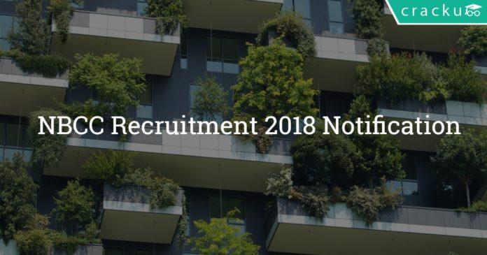 NBCC Recruitment 2018 – National building construction corporation