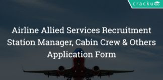 Airline Allied Services Recruitment 2018 – 35 Station Manager, Trainee Cabin Crew & Other Posts