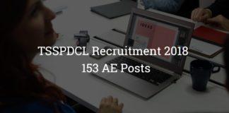TSSPDCL Recruitment 2018