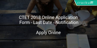 title : ctet 2018 online application form - last date - notification