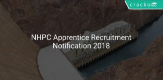 NHPC Apprentice Recruitment 2018
