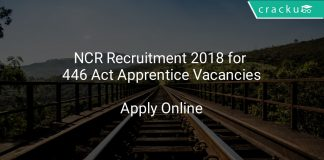 NCR Recruitment 2018 Apply Online for 446 Act Apprentice Vacancies