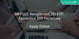 MPPGCL Recruitment 2019 ITI, Technical Graduate Apprentice 209 Vacancies