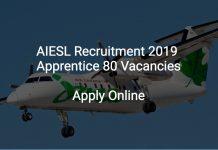 AIESL Recruitment 2019 Apprentice 80 Vacancies