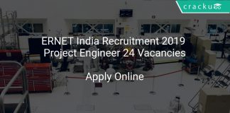 ERNET India Recruitment 2019 Project Engineer 24 Vacancies