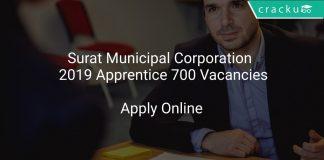 Surat Municipal Corporation Recruitment 2019 Apprentice 700 Vacancies
