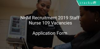 NHM Recruitment 2019 Staff Nurse 109 Vacancies