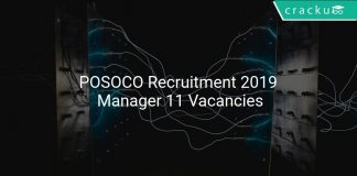 POSOCO Recruitment 2019