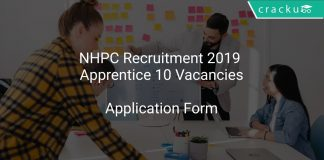 NHPC Recruitment 2019 Apprentice 10 Vacancies