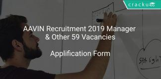 AAVIN Recruitment 2019 Manager & Other 59 Vacancies