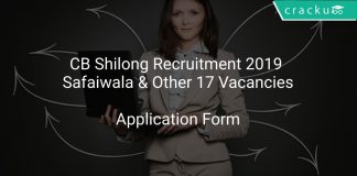 Shilong Cantonment Board Recruitment 2019