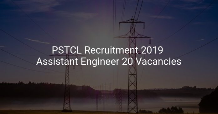 PSTCL Recruitment 2019