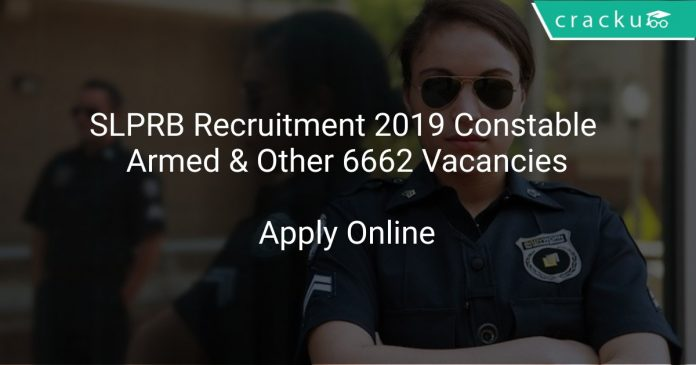 SLPRB Assam Recruitment 2019