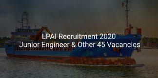 LPAI Recruitment 2020