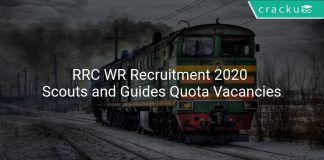 RRC WR Recruitment 2020