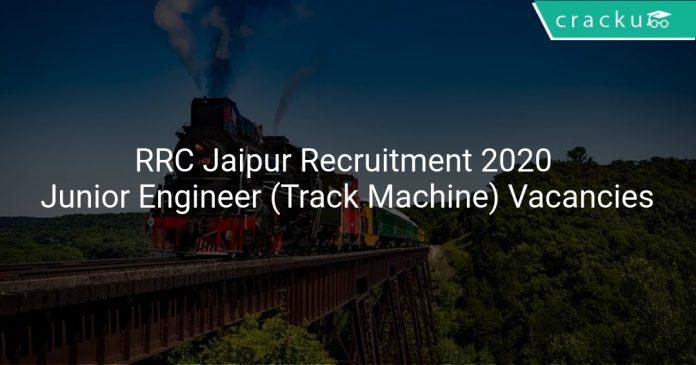 RRC Jaipur Recruitment 2020