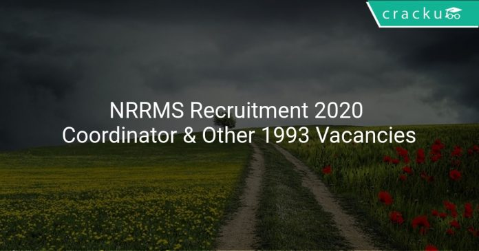 NRRMS Recruitment 2020