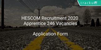 HESCOM Recruitment 2020