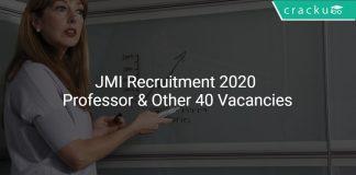 JMI Recruitment 2020