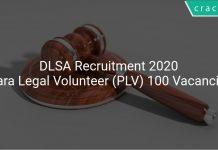 DLSA Recruitment 2020