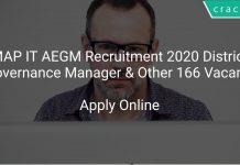 MAP IT Recruitment 2020