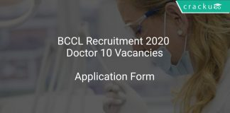 BCCL Recruitment 2020 Doctor 10 Vacancies