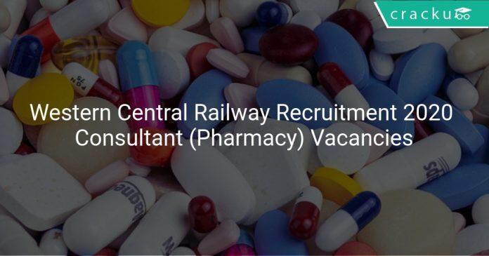 Western Central Railway Recruitment 2020