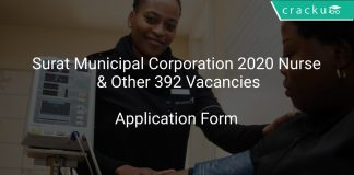Surat Municipal Corporation 2020 Nurse & Other 392 Vacancies