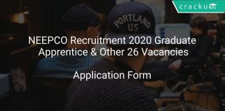NEEPCO Recruitment 2020 Graduate Apprentice & Other 26 Vacancies
