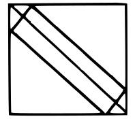 Wandplank 1 Meter.Solution A Rectangular Plank Sqrt Metre Wide Is Placed