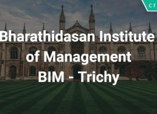Bharathidasan Institute of Management - BIM ,Trichy