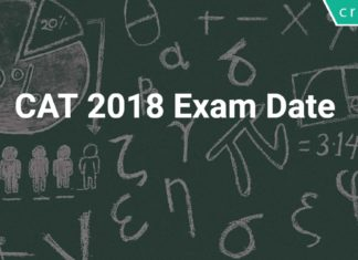 CAT 2018 exam date, notification. eligibility. important dates