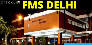 FMS Delhi Admission, Courses, Placements, Fees, Alumni, Campus