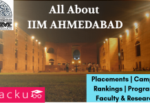 IIM Ahmedabad Admission, Courses, Placements, Fees, Alumni, Campus