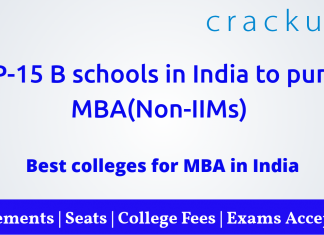 Top 15 Non-IIM MBA Colleges in India
